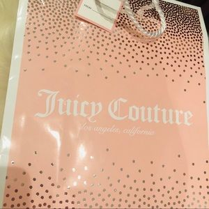Juicy Couture Accessories - NWT Juicy Couture Scarf and Hat Set